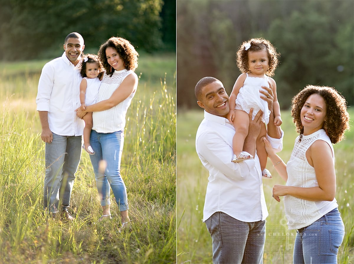 chelo keys photography, field portraits, family portraits, sunny family portraits