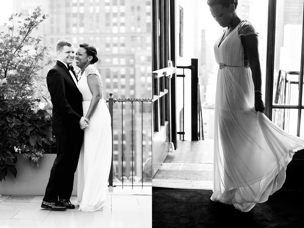 New York City Wedding Photography | Yale Club of New York City