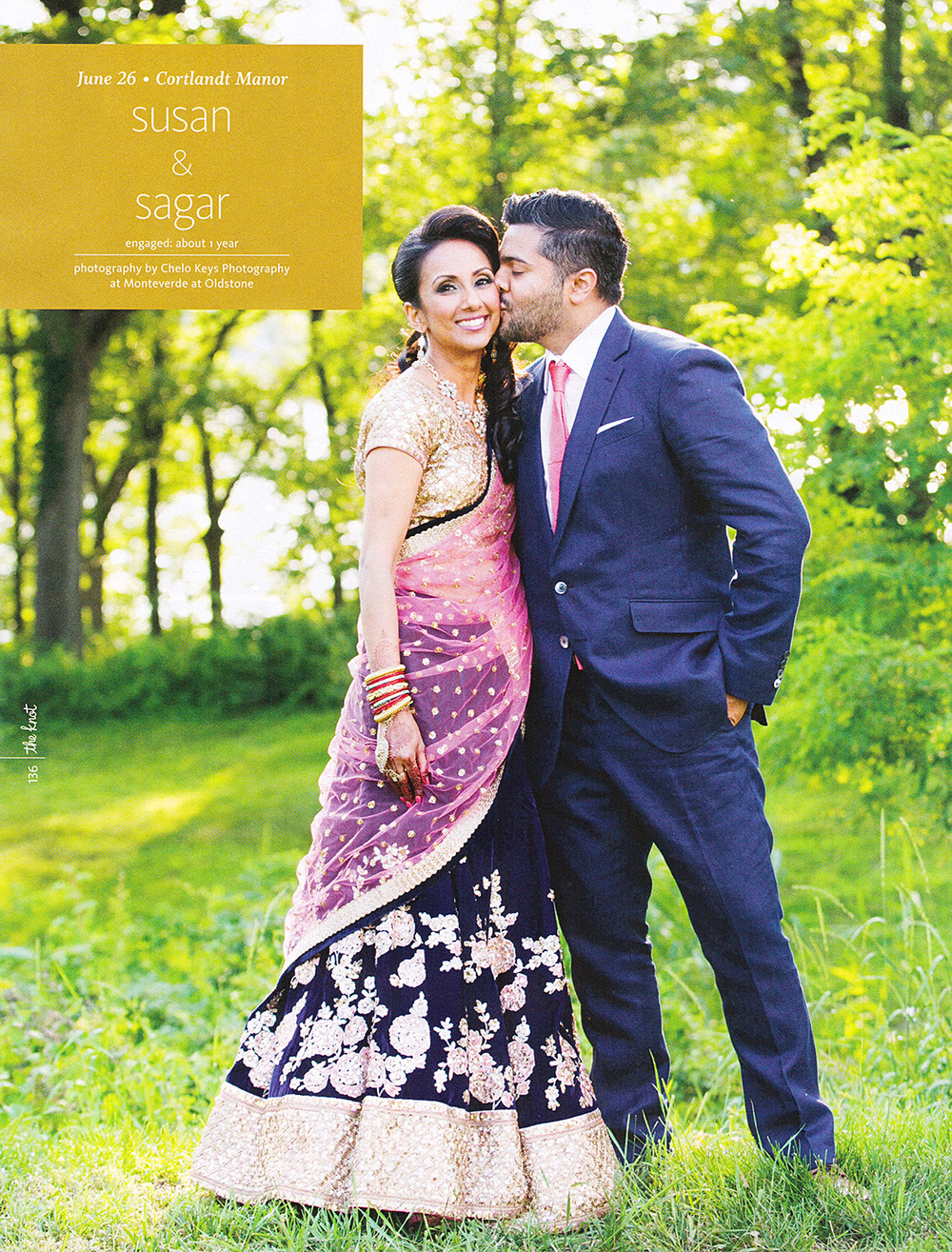 Top New York Wedding Photographer, Featured in the Knot New York.