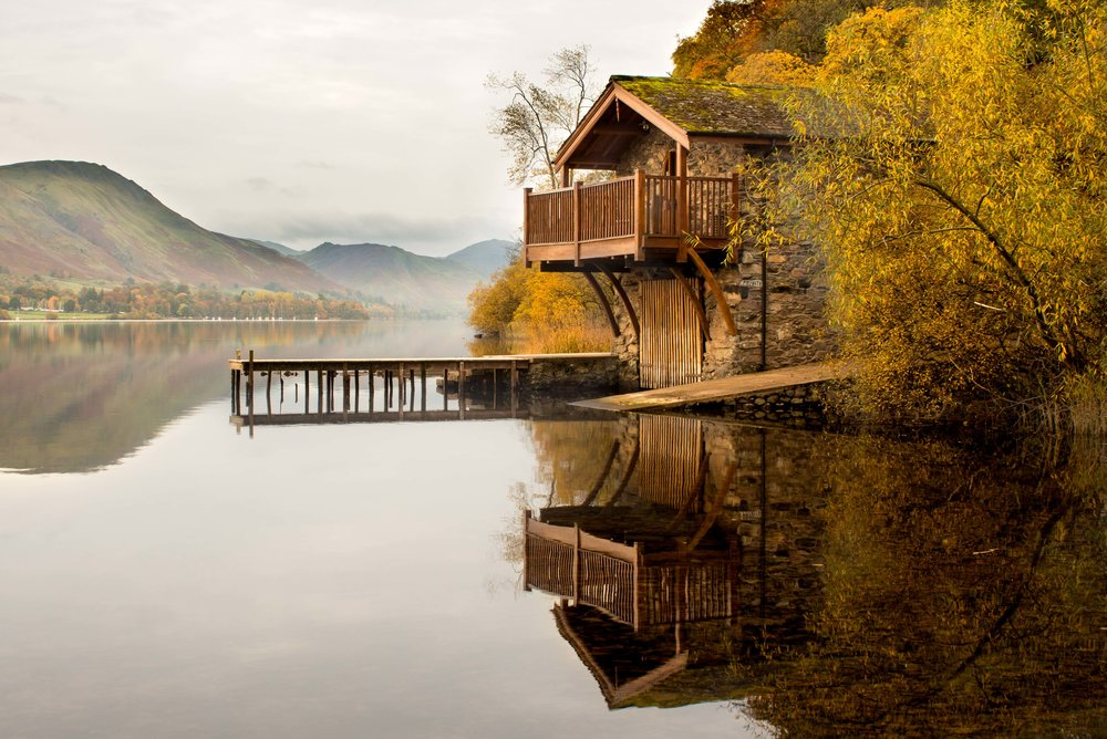 Duke of Portland Boat House | Ullswater | Lake District