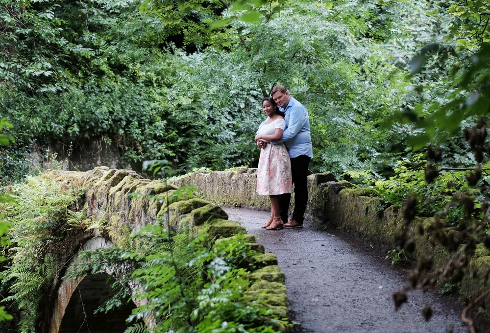 Jesmond Dene wedding photography