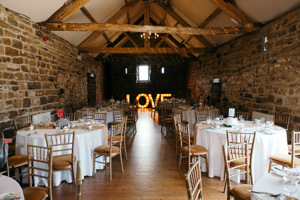 Danby Castle Wedding Venue