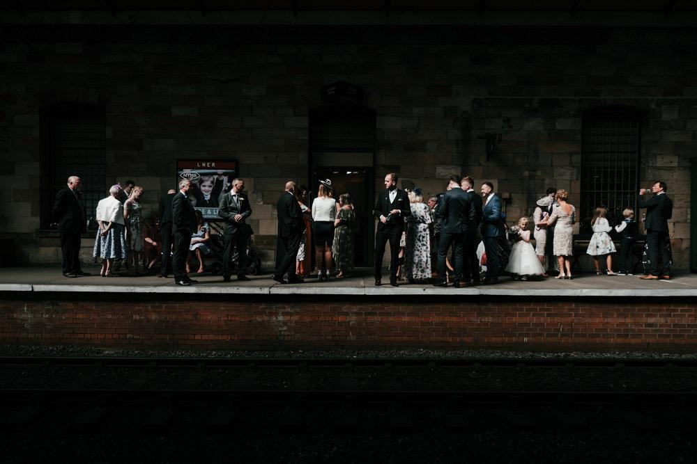Pickering Train Station