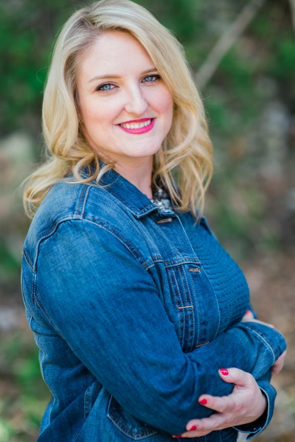Jennifer Reitmeyer headshot - image credit: Kirsten Marie Photography