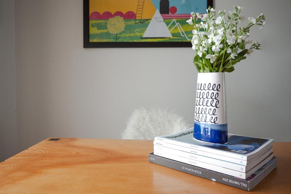 Dovetail Vase