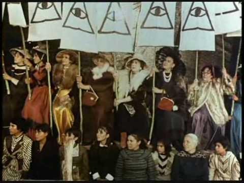 Still from Alejandro Jodorowsky's   El Topo