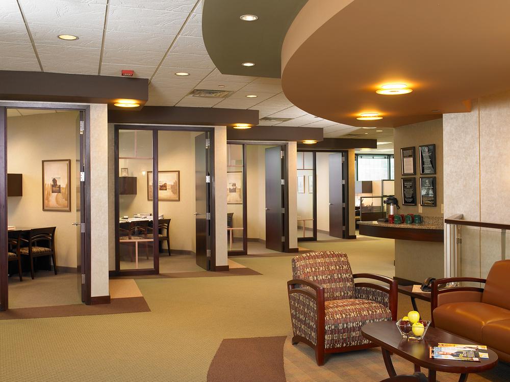 M & I Bank Interior