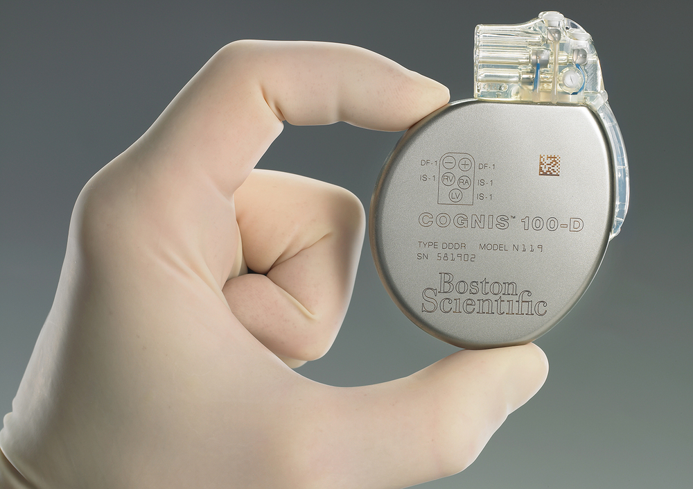 Pacemaker Size