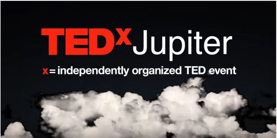 FEAR SELLS was featured as the closing presentation at the TEDxJupiter conference in November 2013