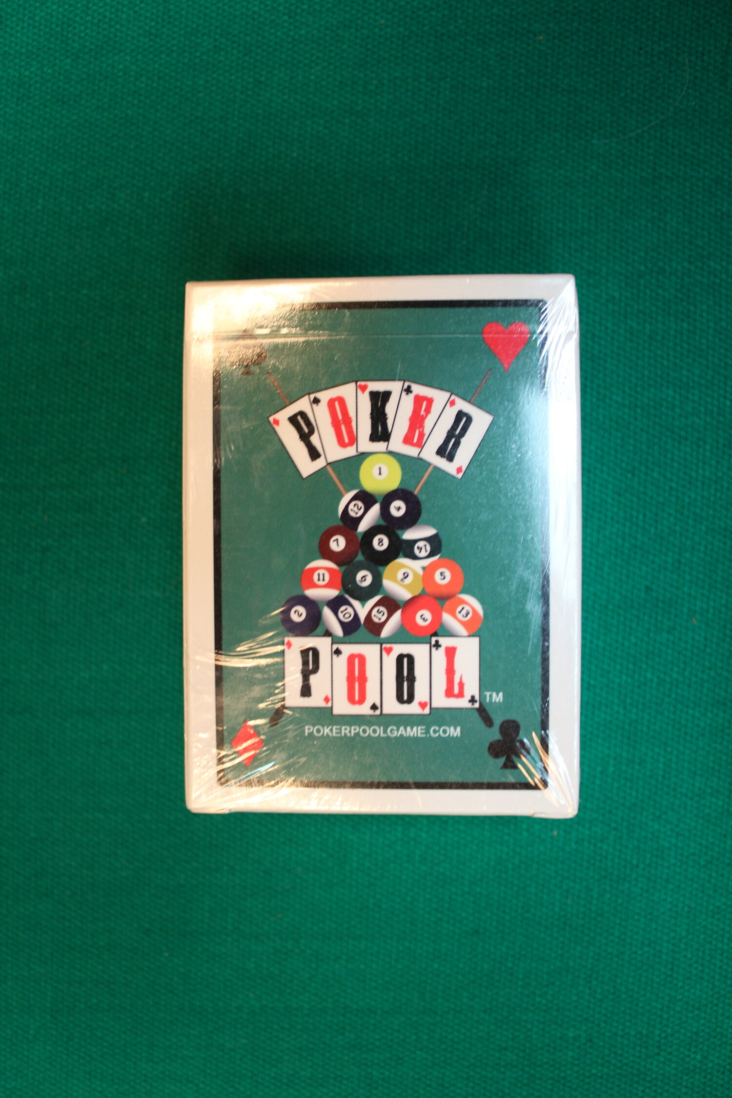 Poker Pool Playing Cards NEW