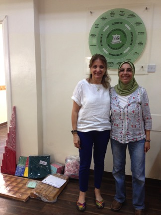 Principal of Modern Montessori School, Amman, Jordan