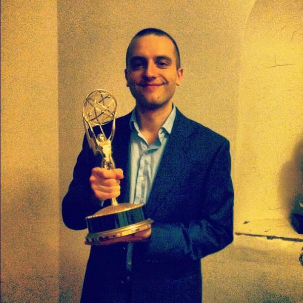 Won an Emmy!