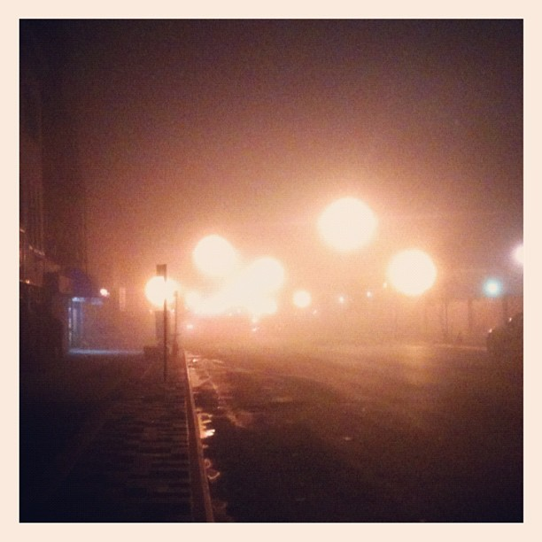 Crown Heights at 4:30 am