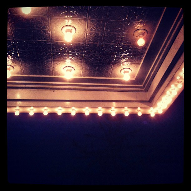 Old Marquee (Taken with  Instagram )