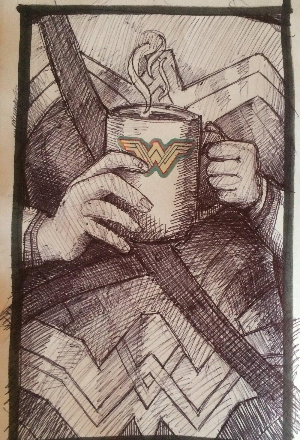 43. September 5, 2017 - Coffee.