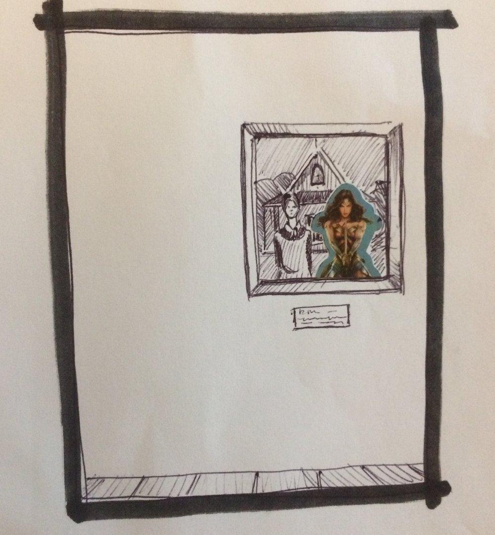46. September 8, 2017 - Themysciran Gothic