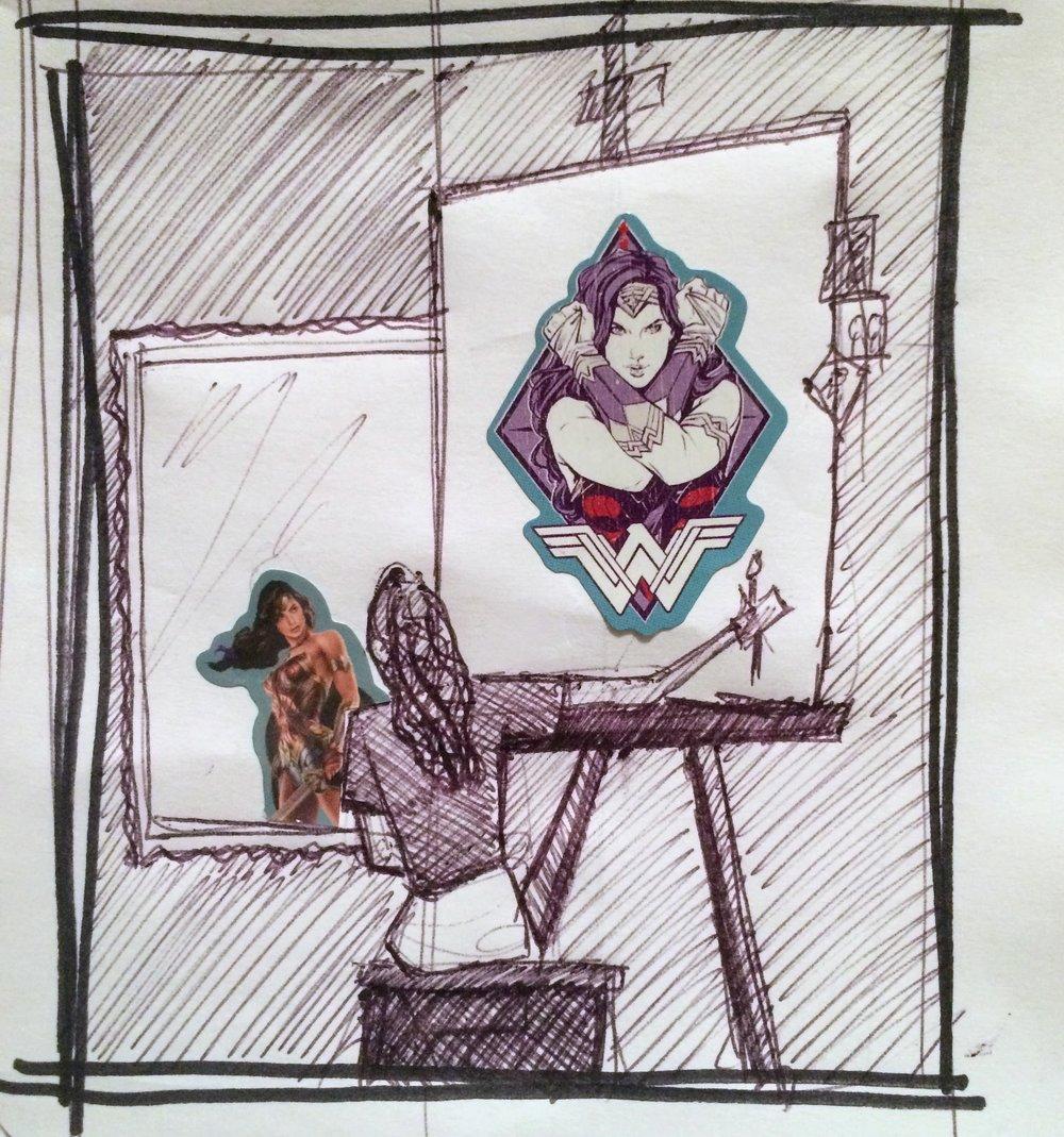 73. October 5, 2017 - Self Portrait
