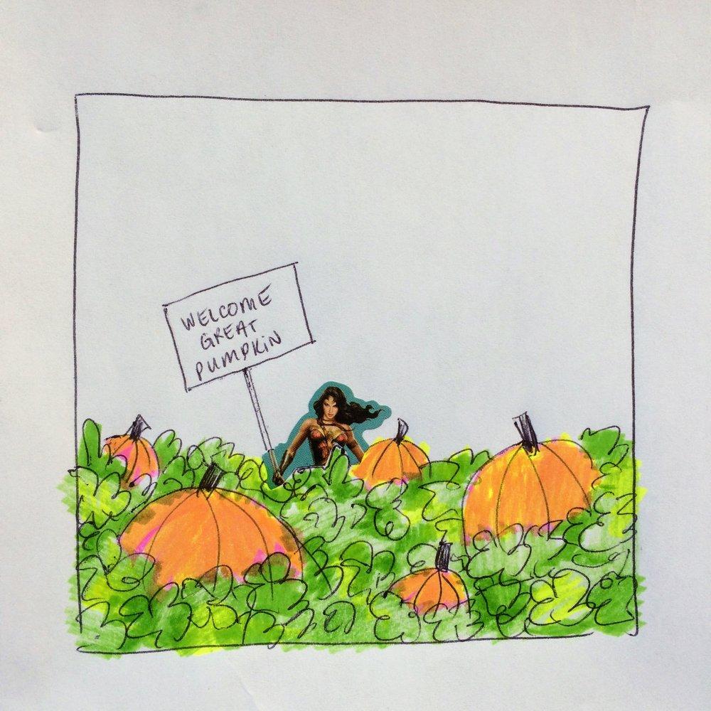 74. October 6, 2017 - Welcome Great Pumpkin