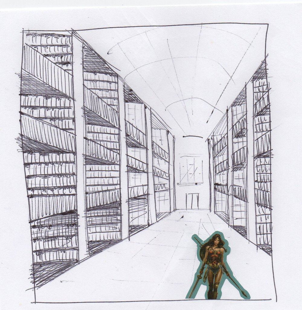 218. February 27, 2018 - The only thing that you absolutely have to know, is the location of the library.