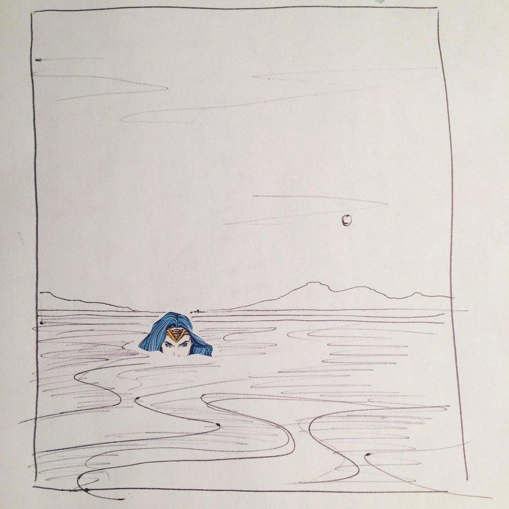 303. May 23, 2018 - *ocean emoji*