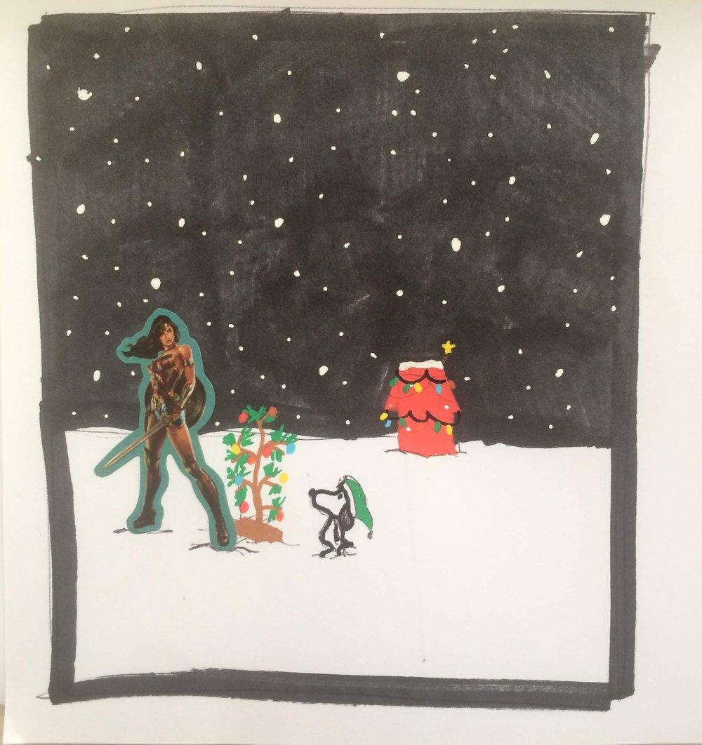 354. July 13, 2018 - *Christmas tree emoji*