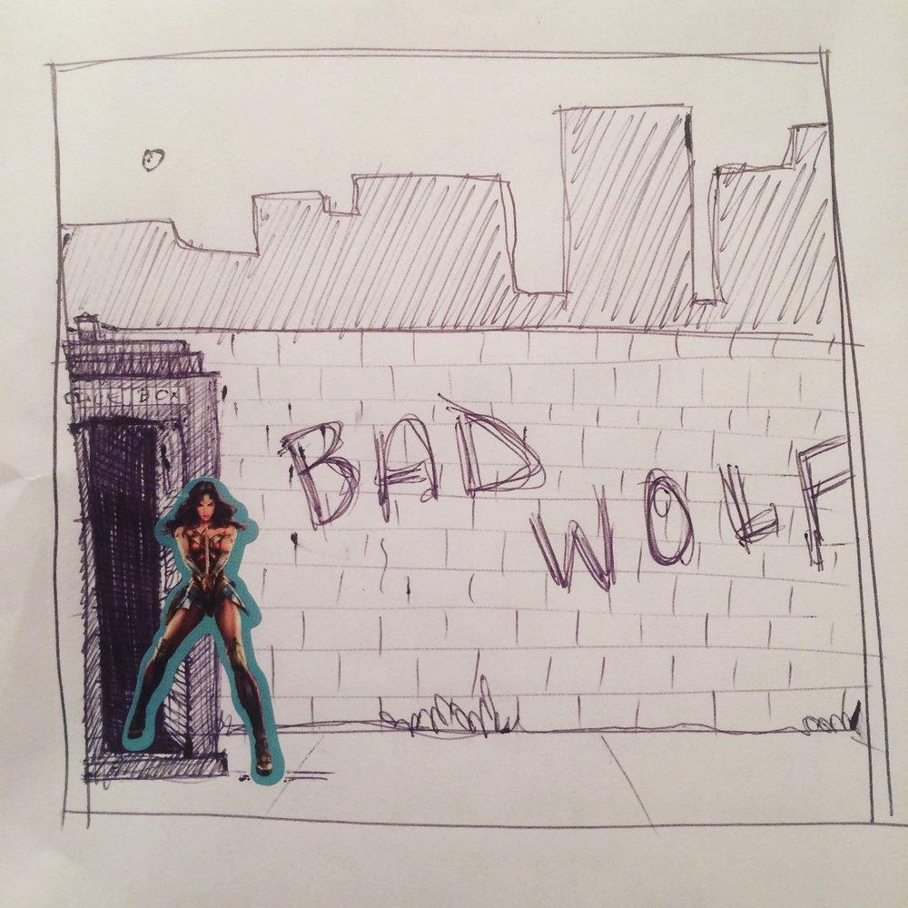 358. July 17, 2018 - Bad Wolf