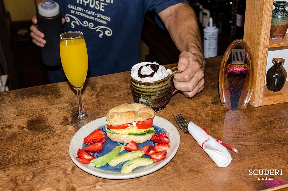 Breakfast - Craftsman House Gallery