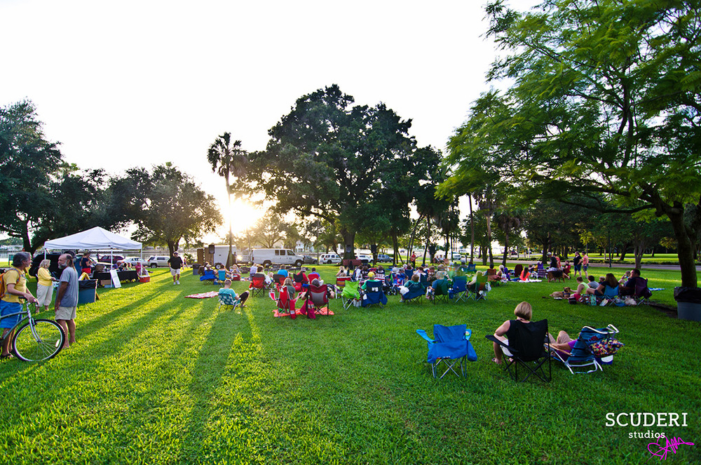 Movies in the Park @ Sunset Park