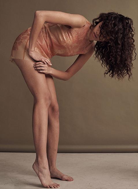 Dress: Alex Ulichny. Photo: May Fix Fix