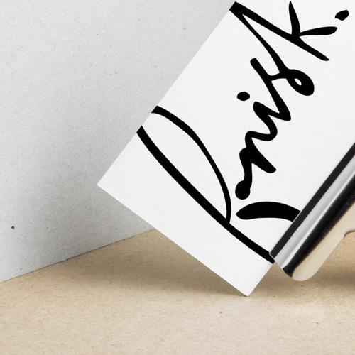 Frisk ACCESSORIES Logo, Brand Design & Development