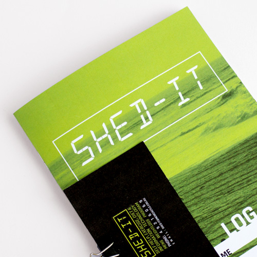 SHed-It Brand Development & Collateral Design