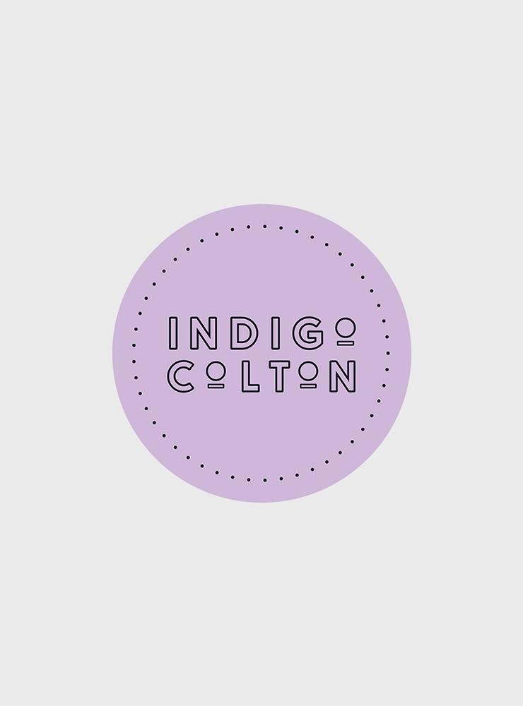 Indigo Colton - Signature Branding by Emily Banks Creative