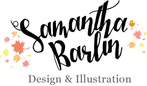 Samantha Barlin | Design & Illustration