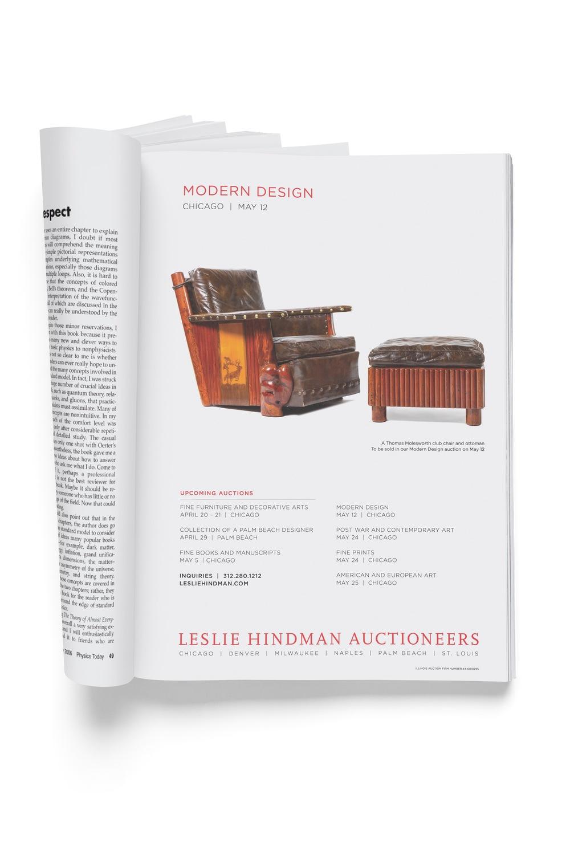 Modern Design ad