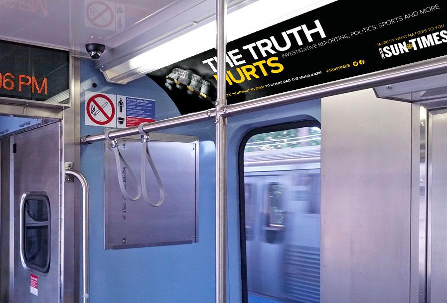 Transit campaign
