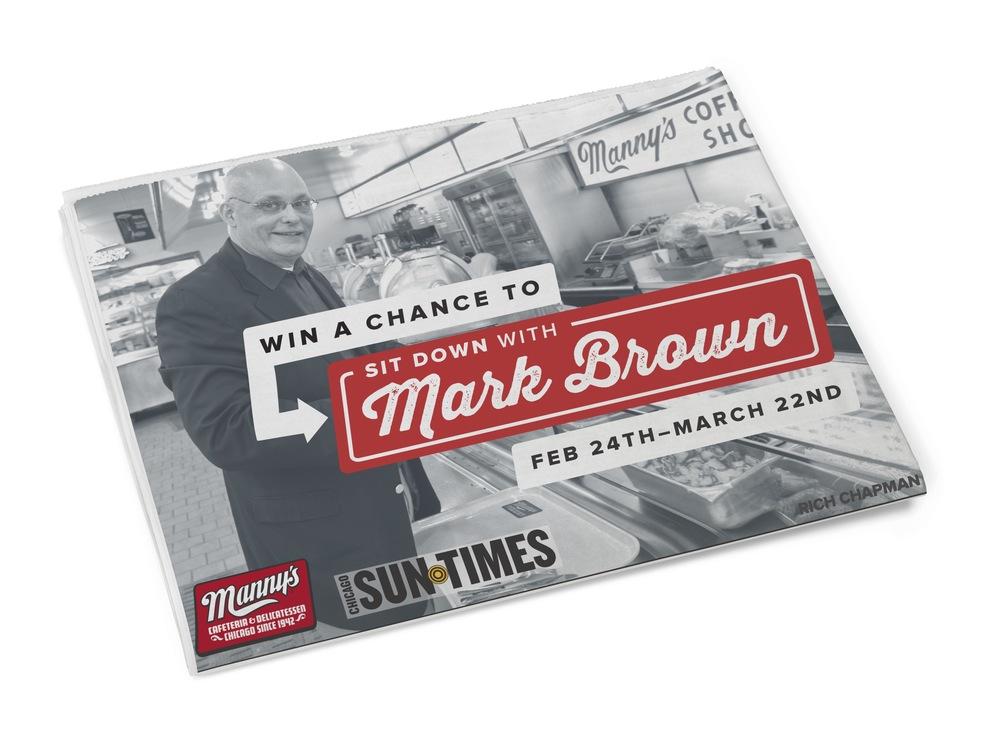 Mark Brown campaign