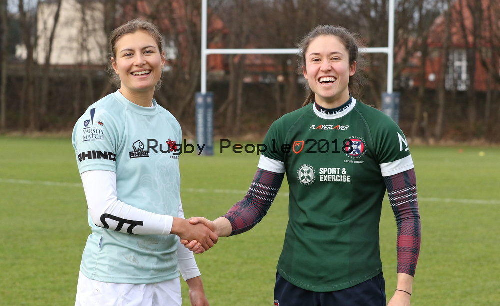 EULRFC recently held a training camp with English Varsity Champions Cambridge University