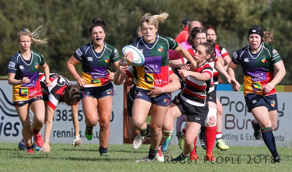 Click here for the full gallery -  https://www.rugbypeople.net/womens-rugby/#/stirling-county-v-hillhead-jordanhill-23092018/
