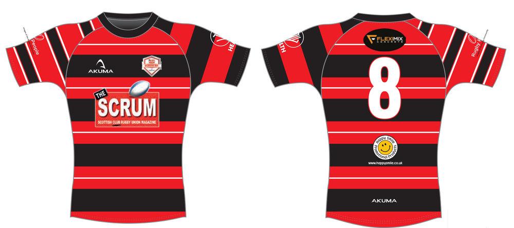 The Rugby People - LADIES SF RNECK - SO