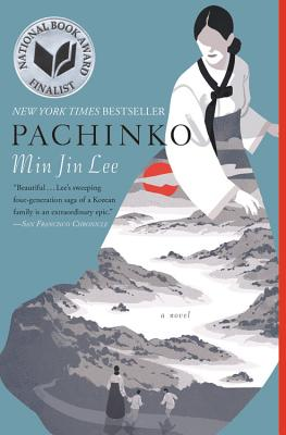 """Pachinko by Min Jin Lee.  """"A rare multi-generational page-turner with indelible characters and settings."""" """"It's been a minute since I felt such love and pain on a page."""" """"Prejudice, success, tradition and the long hope we all have to be judged as we are - this book is the kind that stays with you."""" Recommended by six people!"""