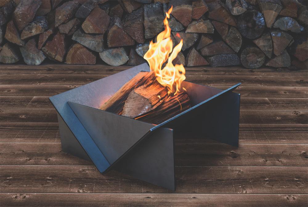 Stahl® Patio Firepit - Stahl® Patio Firepit — Stahl Firepit