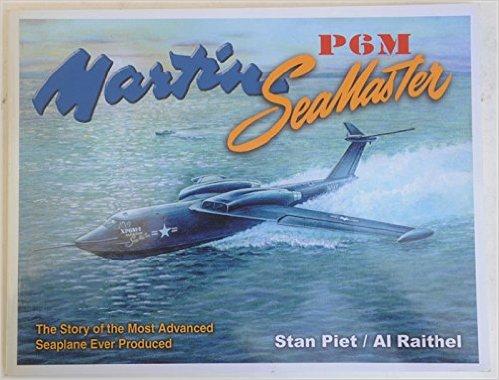 MARTIN P6M SeaMaster