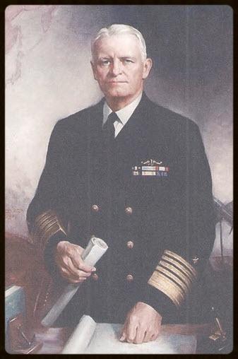 Fleet Admiral Chester W Nimitz