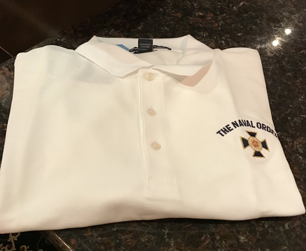 Cotton Golf Shirt $40.00