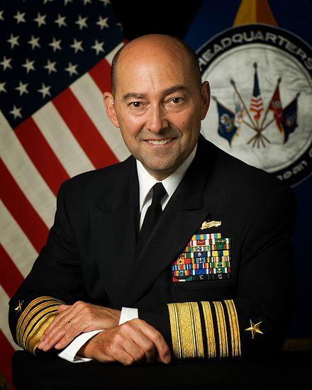 Admiral James Stavridis, USN (ret.), PhD