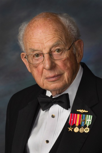 Scott Huseby, Captain, (MC) USNR (Ret.)