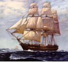 USS Constitution NOUS Honorary Flagship