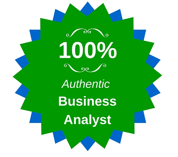 Business Analysis Training - Be Authentic