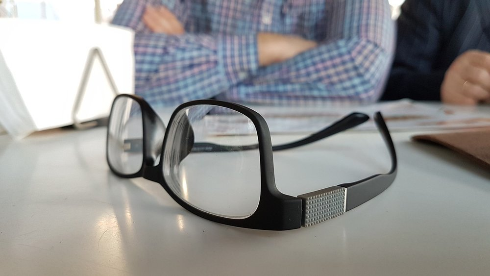 business analyst glasses