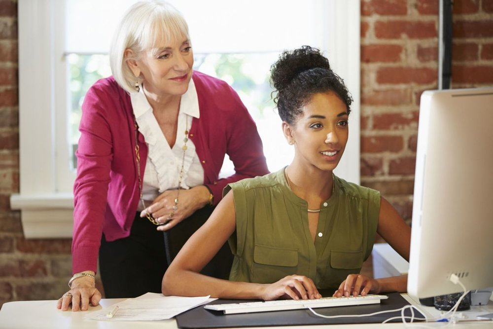 Look around your office. Do you plan to stay in that role at that company until you retire?